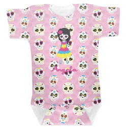 Kids Sugar Skulls Baby Bodysuit (Personalized)