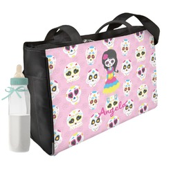 Kids Sugar Skulls Diaper Bag (Personalized)