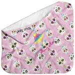 Kids Sugar Skulls Baby Hooded Towel (Personalized)