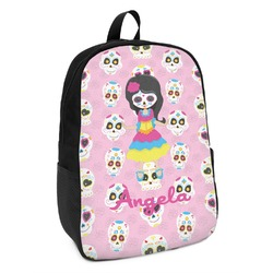Kids Sugar Skulls Kids Backpack (Personalized)