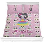 Kids Sugar Skulls Comforter Set (Personalized)