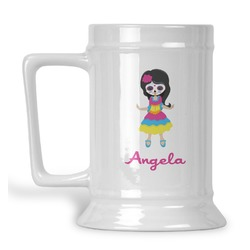 Kids Sugar Skulls Beer Stein (Personalized)