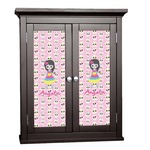 Kids Sugar Skulls Cabinet Decal - Custom Size (Personalized)