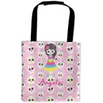 Kids Sugar Skulls Auto Back Seat Organizer Bag (Personalized)