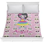 Kids Sugar Skulls Comforter (Personalized)