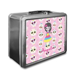 Kids Sugar Skulls Lunch Box (Personalized)