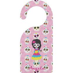 Kids Sugar Skulls Door Hanger (Personalized)