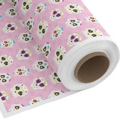 Kids Sugar Skulls Custom Fabric - PIMA Combed Cotton (Personalized)