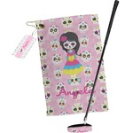 Kids Sugar Skulls Golf Towel Gift Set (Personalized)