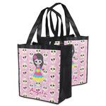 Kids Sugar Skulls Grocery Bag (Personalized)