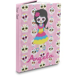 Kids Sugar Skulls Hardbound Journal (Personalized)