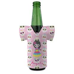 Kids Sugar Skulls Bottle Cooler (Personalized)
