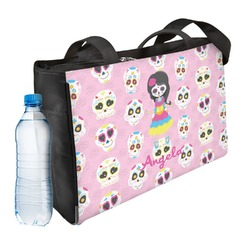 Kids Sugar Skulls Ladies Workout Bag (Personalized)