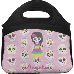 Kids Sugar Skulls Lunch Tote (Personalized)