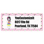 Kids Sugar Skulls Return Address Labels (Personalized)