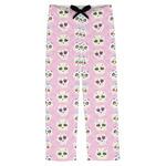 Kids Sugar Skulls Mens Pajama Pants (Personalized)