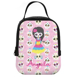 Kids Sugar Skulls Neoprene Lunch Tote (Personalized)