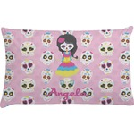 Kids Sugar Skulls Pillow Case (Personalized)