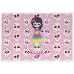 Kids Sugar Skulls Placemat (Laminated) (Personalized)