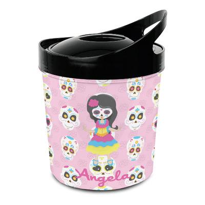 Kids Sugar Skulls Plastic Ice Bucket (Personalized)