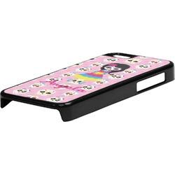 Kids Sugar Skulls Plastic iPhone 5C Phone Case (Personalized)