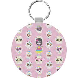 Kids Sugar Skulls Keychains - FRP (Personalized)