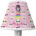 Kids Sugar Skulls Shade Night Light (Personalized)