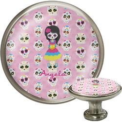 Kids Sugar Skulls Cabinet Knobs (Personalized)