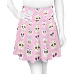 Kids Sugar Skulls Skater Skirt (Personalized)