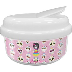 Kids Sugar Skulls Snack Container (Personalized)