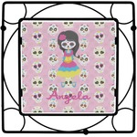 Kids Sugar Skulls Trivet (Personalized)