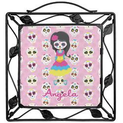 Kids Sugar Skulls Trivet (Personalized)