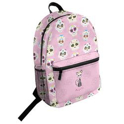 Kids Sugar Skulls Student Backpack (Personalized)