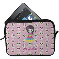 Kids Sugar Skulls Tablet Case / Sleeve (Personalized)