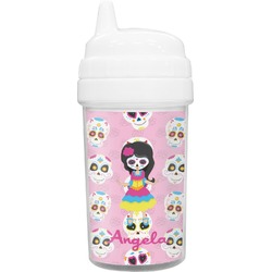 Kids Sugar Skulls Sippy Cup (Personalized)