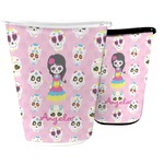 Kids Sugar Skulls Waste Basket (Personalized)