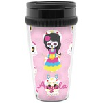 Kids Sugar Skulls Travel Mugs (Personalized)