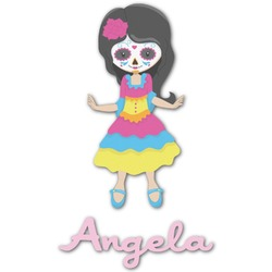 Kids Sugar Skulls Graphic Decal - Custom Sizes (Personalized)