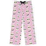 Kids Sugar Skulls Womens Pajama Pants (Personalized)