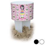 Kids Sugar Skulls Beach Spiker Drink Holder (Personalized)