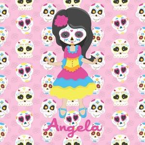 Kids Sugar Skulls