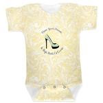 High Heels Baby Bodysuit