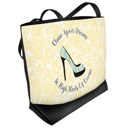 High Heels Beach Tote Bag