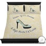 High Heels Duvet Cover Set