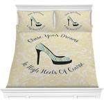 High Heels Comforter Set