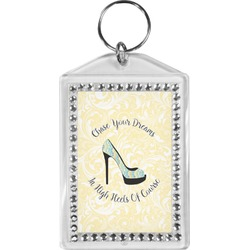 High Heels Bling Keychain