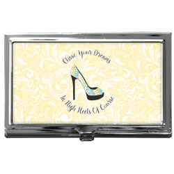 High Heels Business Card Case