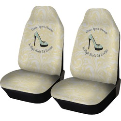 High Heels Car Seat Covers (Set of Two)