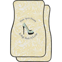 High Heels Car Floor Mats (Front Seat)