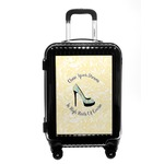 High Heels Carry On Hard Shell Suitcase